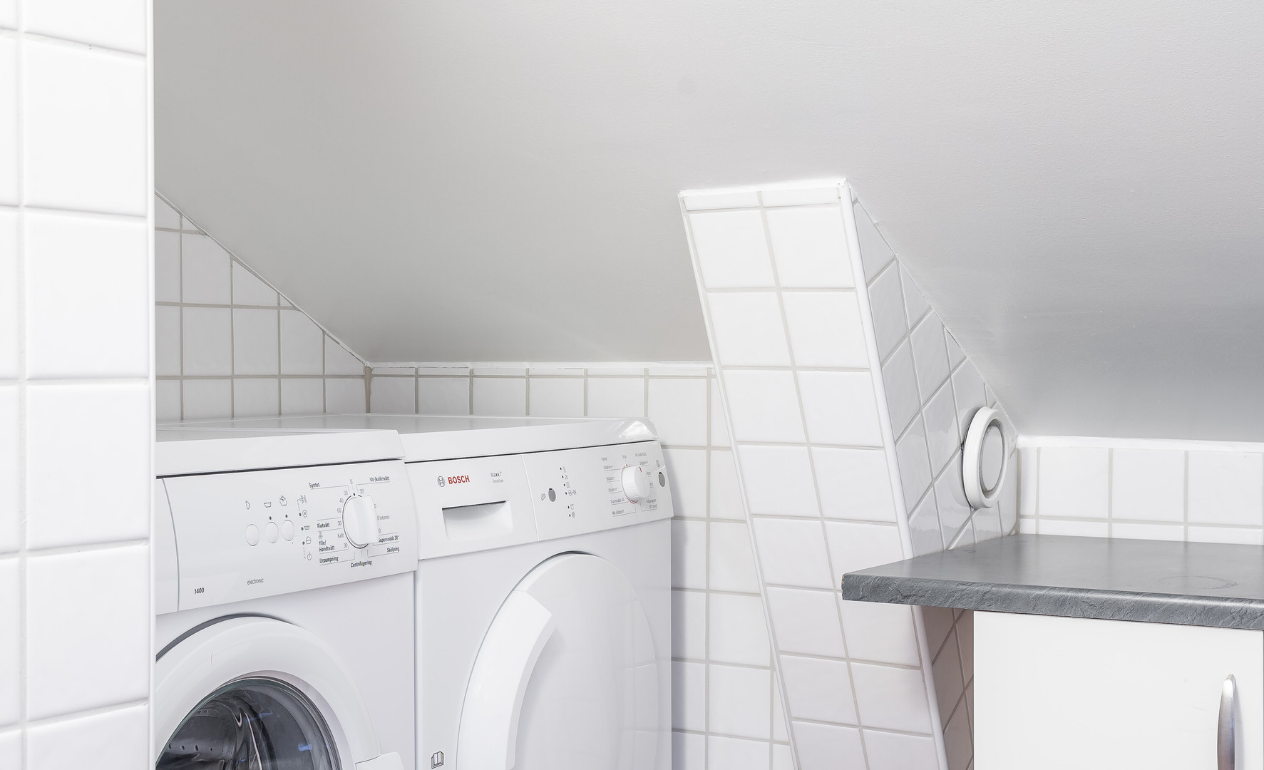 Svit Styrelserummet, tvättrum