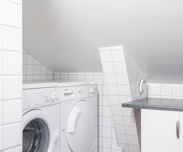 Svit 4-bädds, tvättrum