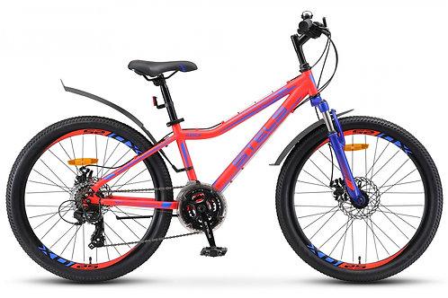"""Велосипед Stels Navigator 410 MD 21-sp V010 24"""""""