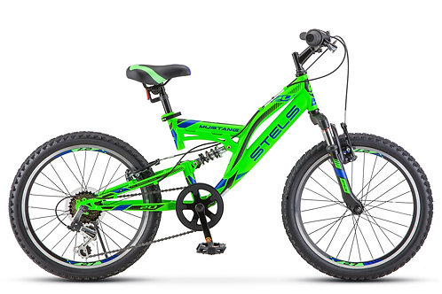 "Велосипед Stels Mustang V V010 20"""
