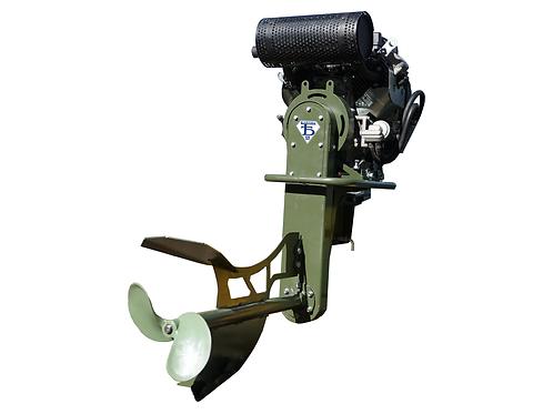 Лодочный мотор Болотоход Бурлак 6.5 л.с.