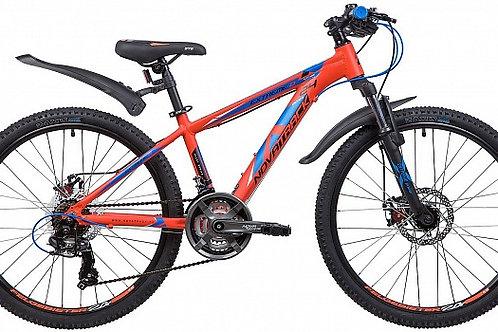 """Велосипед Novatrack Extreme Disk 24"""""""
