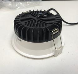 Встраиваемый светильник DesignLed WL-BQ белый 20Вт