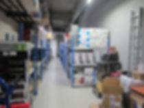Промышленный светодиодный светильник для склада