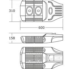 Чертёж OCR100-34