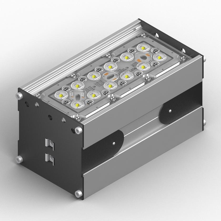 Промышленный светодиодный светильник LuxBox-u 30