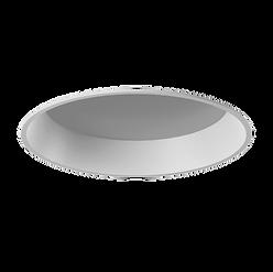 Встраиваемый светодиодный сетильник DesignLed WL-BQ для натяжных потолков и гипсокартона белый цвет
