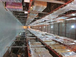 Освещение складов, светодиодные светильники для склада, светильники для складов, защищённые светильники, светильники для