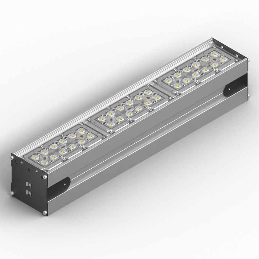 Промышленный светодиодный светильник LuxBox-u 90