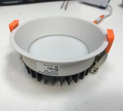 Встраиваемый светильник DesignLed WL-BQ белый 9Вт