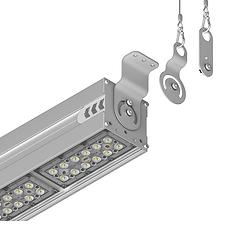 Промышленный светодиодный светильник LuxBox-u