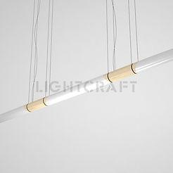 tru ba, tru-ba, светодиодный светильник труба, подвесной светильник цилиндр, светильник светодиодный опаловый, подвесной светильник белый, горизонтальные светильники, светильники хайтек, дизайн