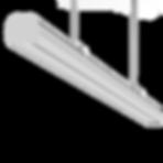 светодиодный светильник для сборки в линию, светильник для магазина, освещение супермаркета, подвесной светильник, профильный светильник