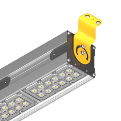 Поворотное крепление для светодиодного светильника