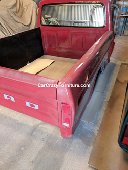 Ford Queen Bed
