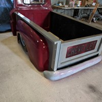 Twin Fender Bed