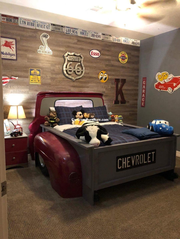 Stepside Truck Bed
