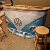 Small VW Liquor Bar