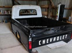 Queen Truck Bed