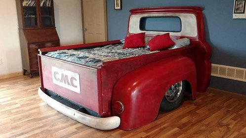 Full fender bed