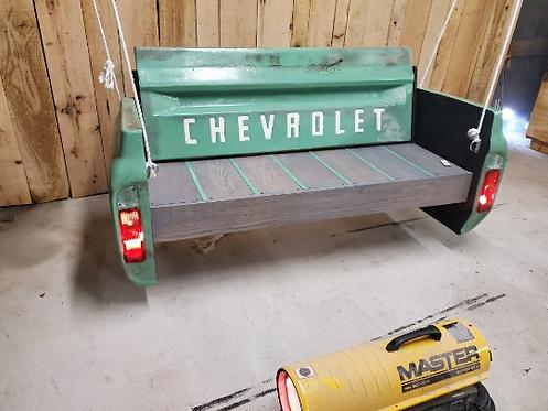 Truck Bench Swing