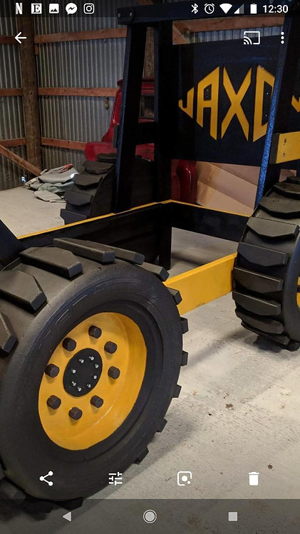 Full Size Tractor Bed
