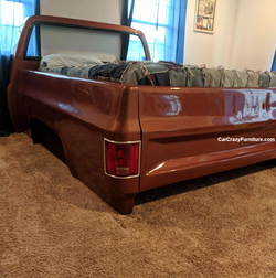Square body Bed