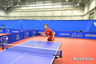 Australia Open, Sydney