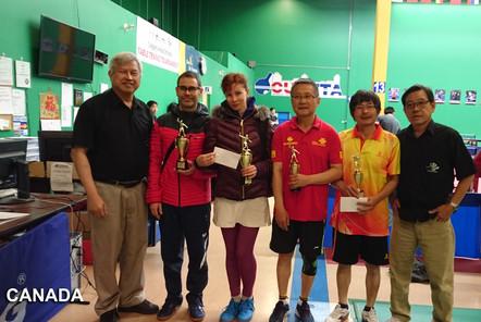 Canada, Calgary Open Winner