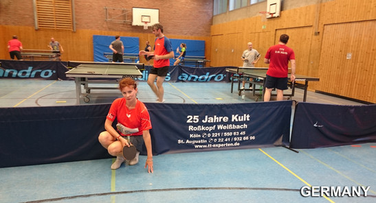 Germany, Keoln tournament