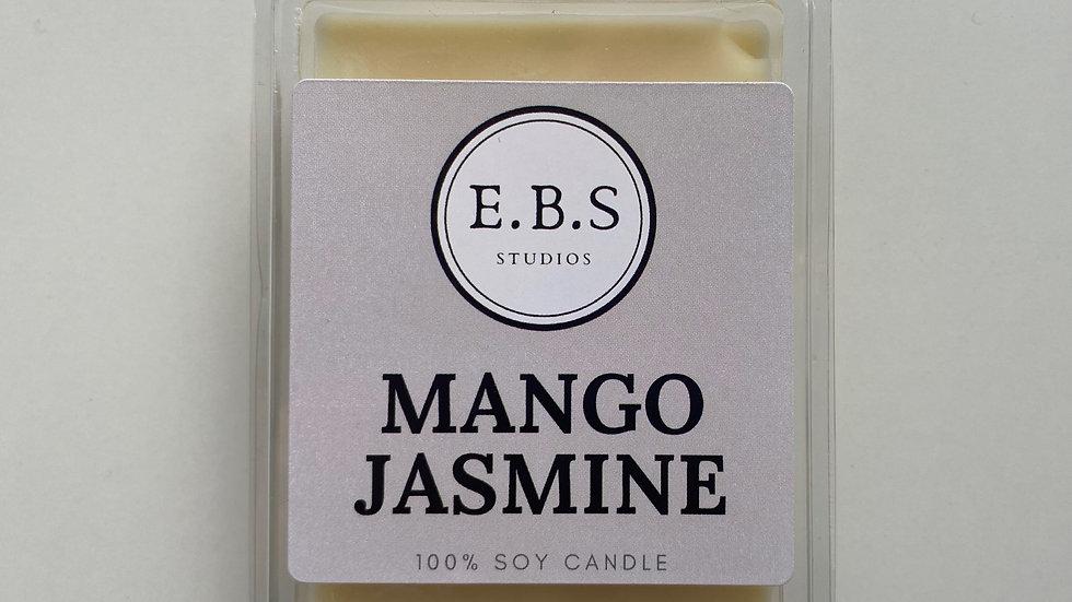 Mango Jasmine Wax Melt