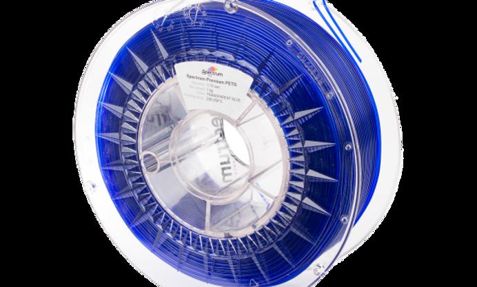 PETG PREMIUM T.BLUE 1kg - Spectrum