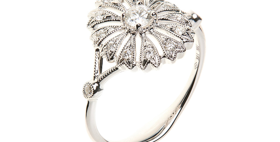 Girls Dreams Diamond Ring