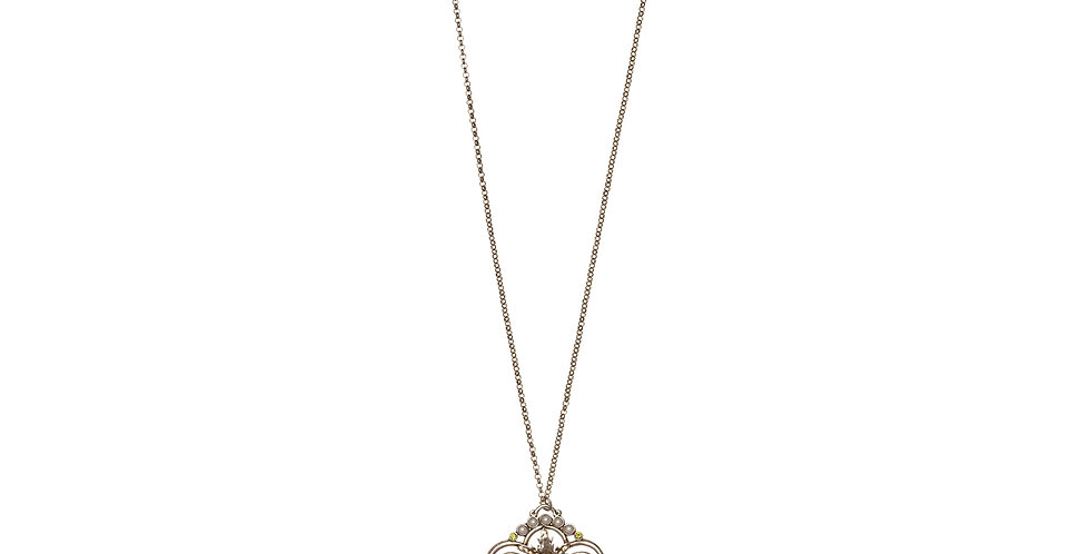 Alberta Ferretti Pendant Necklace