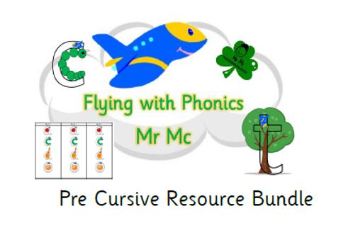Ultimate Pre Cursive Resource Bundle