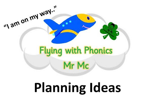 Official Flying with Phonics E-Book of Planning