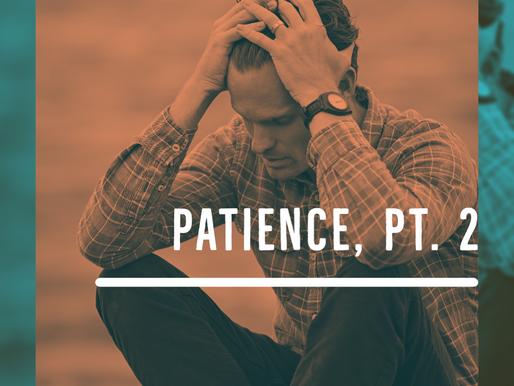 HQ Digi-Devotional 8 - Patience, pt. 2
