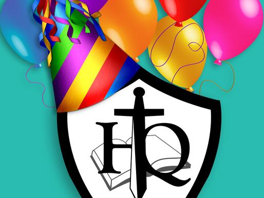 HQ Youth: Happy Anniversary