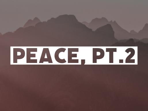 HQ Digi-Devotional 6 - Peace, pt. 2