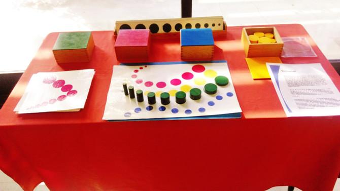Montessori Education Week: Day #1