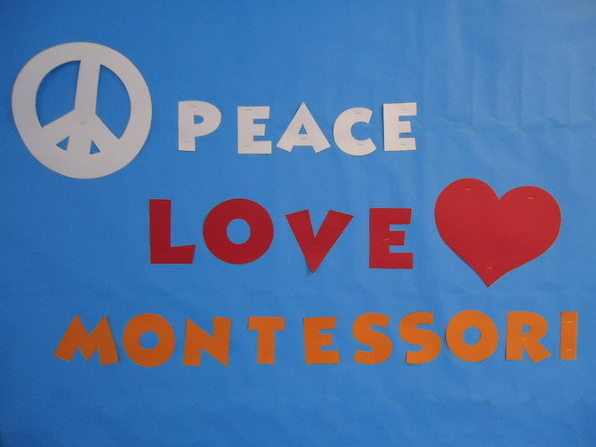 Montessori Education Week: Day #2