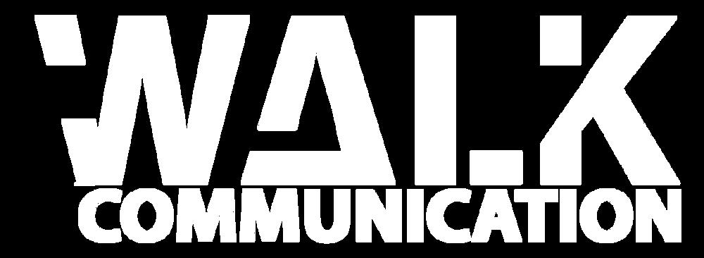 Logo WALK Communication
