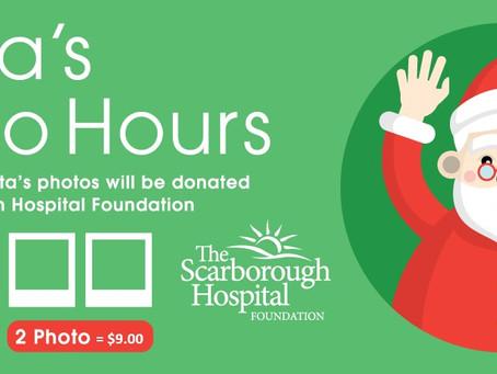 Santa's Photo Hours