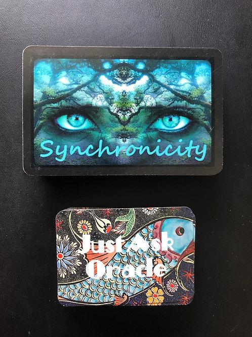 Just Ask Pocket/Synchronicity 2 Pack