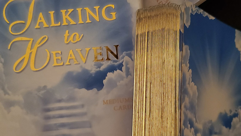 Talking to Heaven Oracle