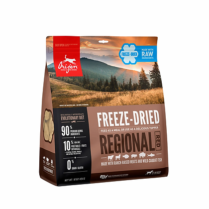 Orijen Freeze-Dried Regional Red