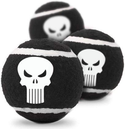 "Tennis balls ""The Punisher"" 3 pack"