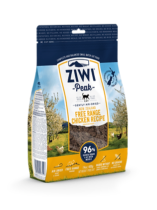 Ziwi peak Free-range chicken recipie