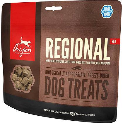 Orijin Regional red treat