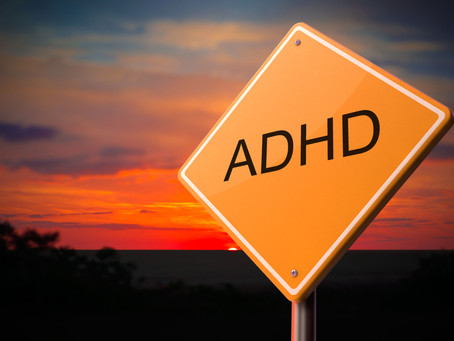 Living with ADHD!